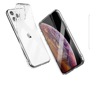iPhone 11 Pro Max clear case.